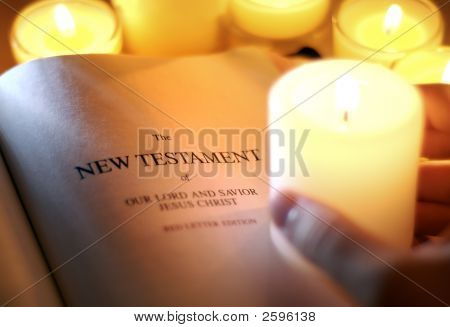 New Testament Candlelight