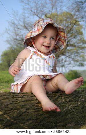 Stylish Baby Girl