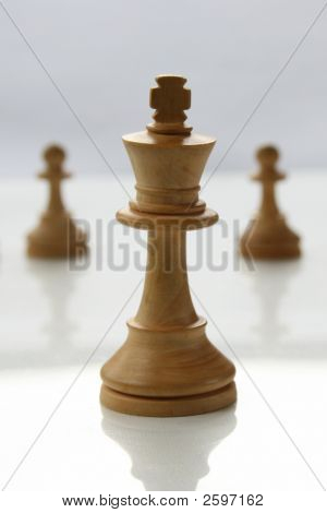 Chess Piece King