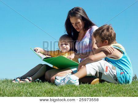 Literature lesson on fresh air