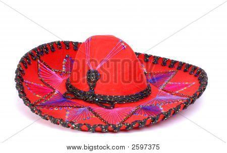 Full Size Mexican Fiesta Sombrero