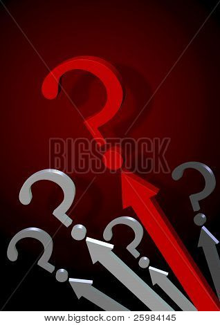 Symbol Of Searching Solution