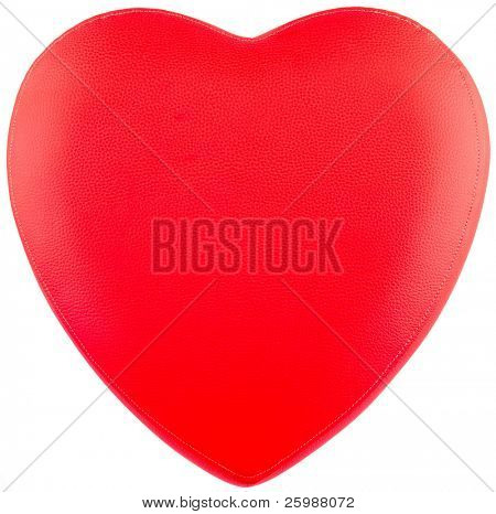 Valentine image with red love harts, classical love symbol