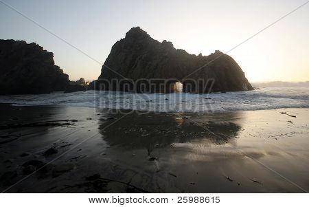 Big Sur Beach