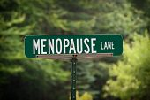 Menopause Lane Sign