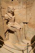 Постер, плакат: Тутмос III был Наполеон древнего Египта Он руководил более чем 20 победоносной войны экспедиции Ага
