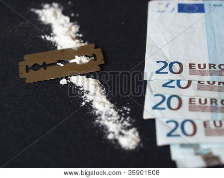 Cocaine drug