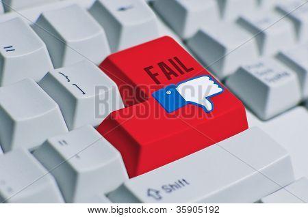You Fail!---keyboard
