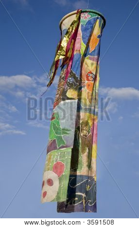 Colorful Windsock
