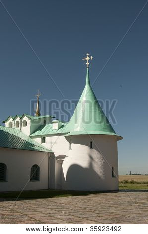 Sergiy Radonezhskiy Church On Kulikovo Field