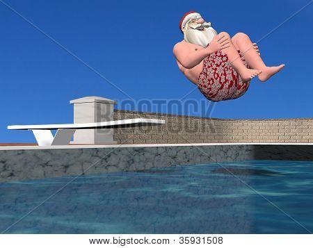 Santa Pool