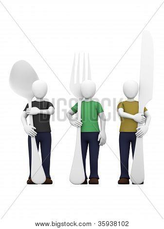 dishware Men