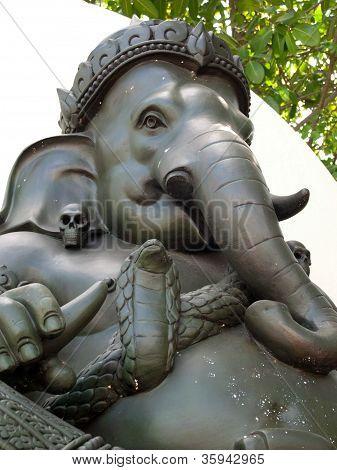 Gray Ganesh