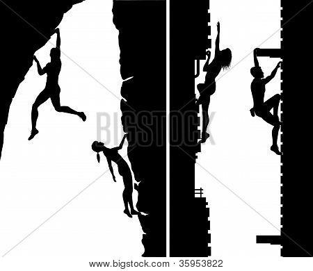 Free Climbers