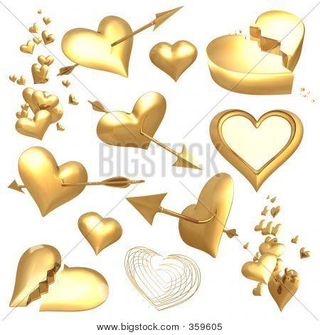 Gilded Valentines 01