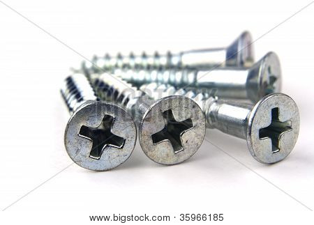 Silver Screws