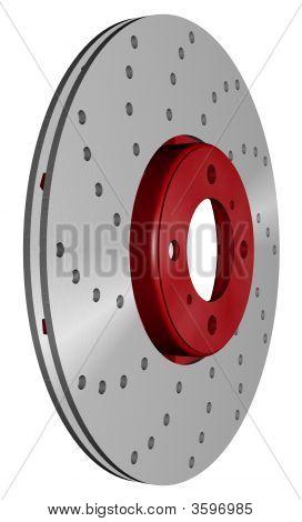 Double Disc Brake Rotor