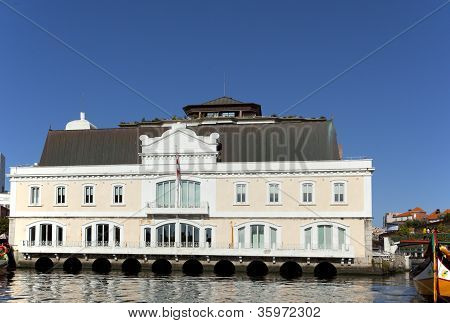 Historic civil building in Aveiro