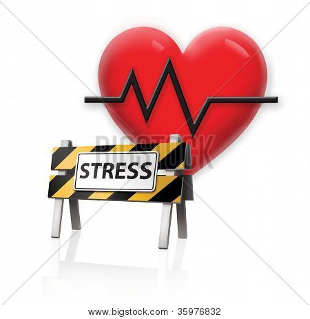 Stress Warning