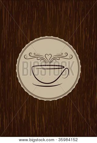Coffe House Menu Cover