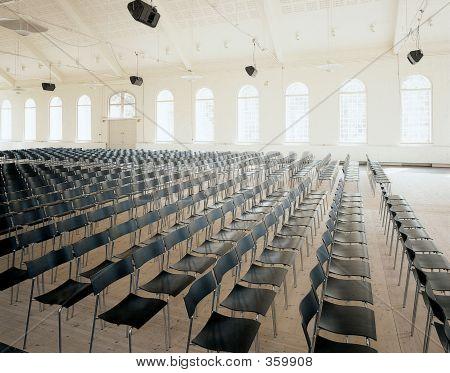 Cadeira de campus