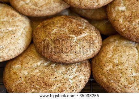 Sugar Sprinkled Snickerdoodles