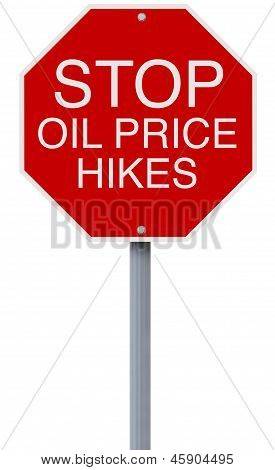 Stop Oil Price Hikes