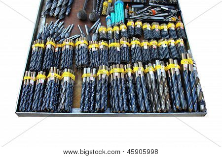 Metal Drill  Collection