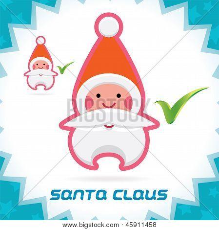 Ícone de Santa Claus