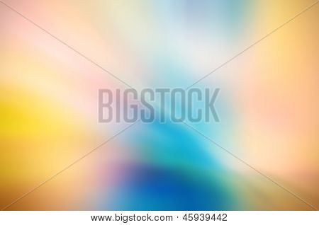 Abstract Water Color Background Illustration