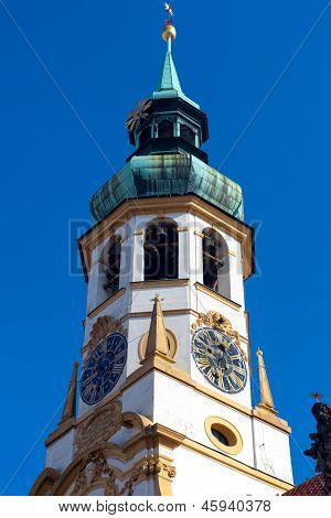 Belfry Of The Church  Loreta
