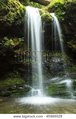 Grotto Falls, Great Smoky Mountain National Park