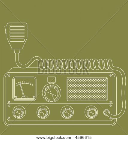 Retro Cb Radio