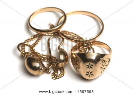 Heap Of Jewelry