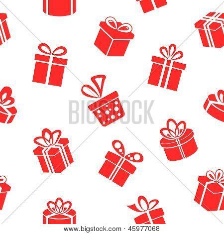 Geschenk-Muster