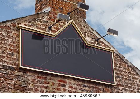 Traditional Tavern Pub Sign