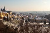 Prague Castle In The Czech Republic 2