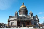foto of granite dome  - Saint Isaac - JPG