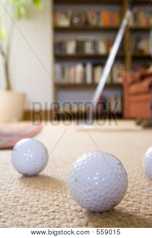 Putting Practice In The Home.