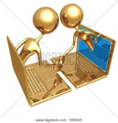 Oferta en línea