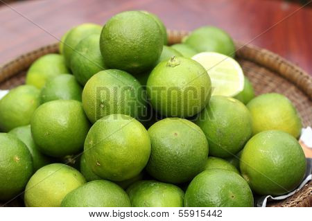 Group Of Lime