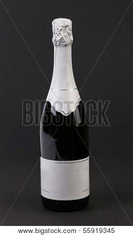 Bottle of champange.