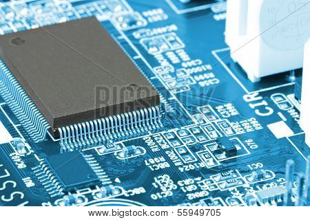 A Large Electronic Board.#6
