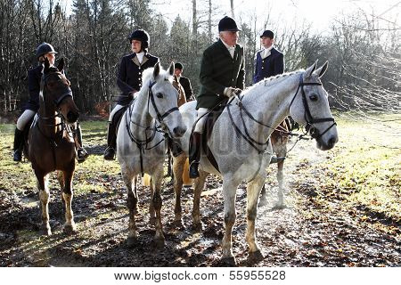 The Beaufort Hunt