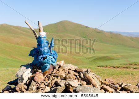 Heathen Praying Mound