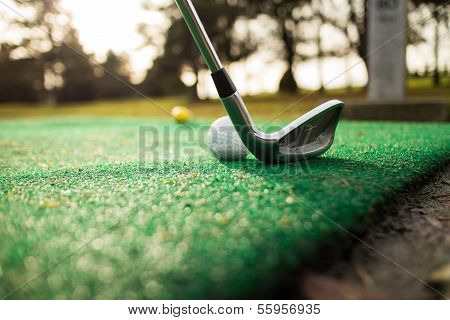 Tee Off At Pitch And Putt