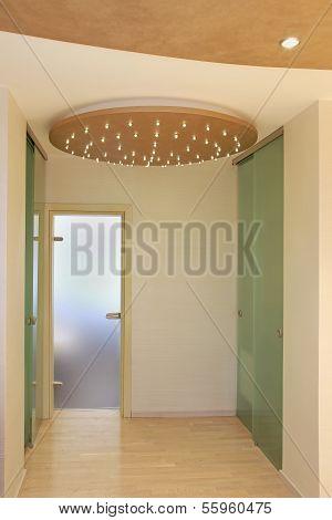 Skylight Corridor
