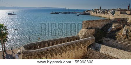 The Old City Of Acre