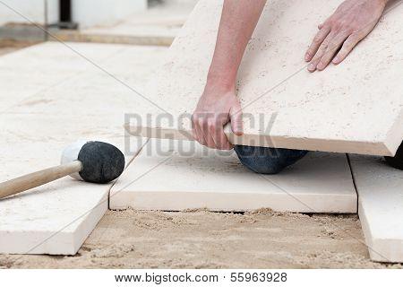 Floor Montage