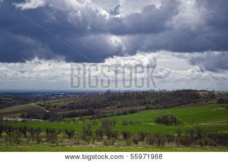 Mount Fruska Gora